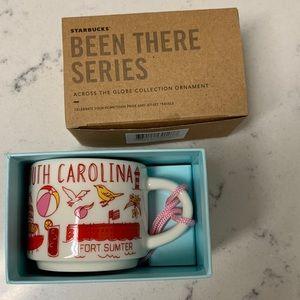 ☕️ Starbucks South Carolina Christmas Ornament